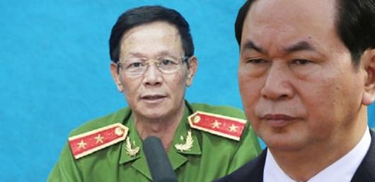 Bắt Phan Văn Vĩnh, Nguyễn Phú Trọng muốn nhắm đến Trần Đại Quang - Dân Làm Báo