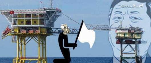 Hết bị cấm bắt cá lại đến cấm khoan dầu! - Dân Làm Báo