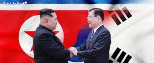 Triển vọng hoà bình trên bán đảo Triều Tiên - Dân Làm Báo